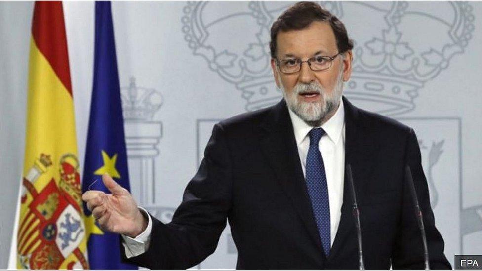 Tây Ban Nha 'sắp loại bỏ' lãnh đạo Catalan