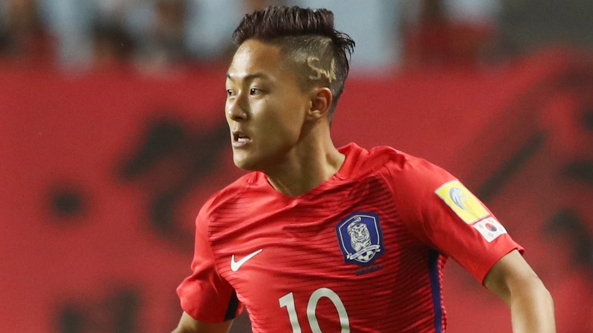 Lee named in South Korea's World Cup squad - a week after making debut