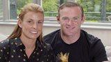 Wayne Rooney and Coleen