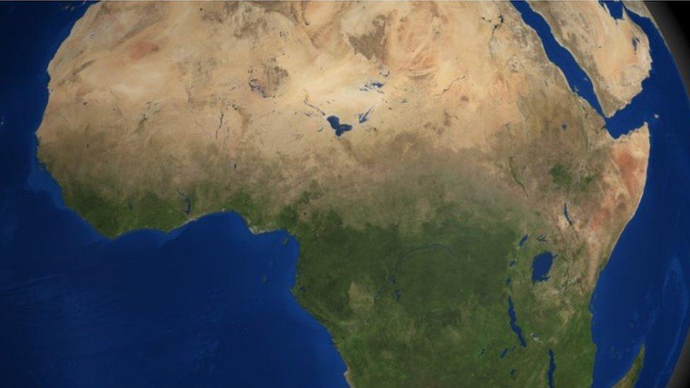 Satellites warn African farmers of pest infestations