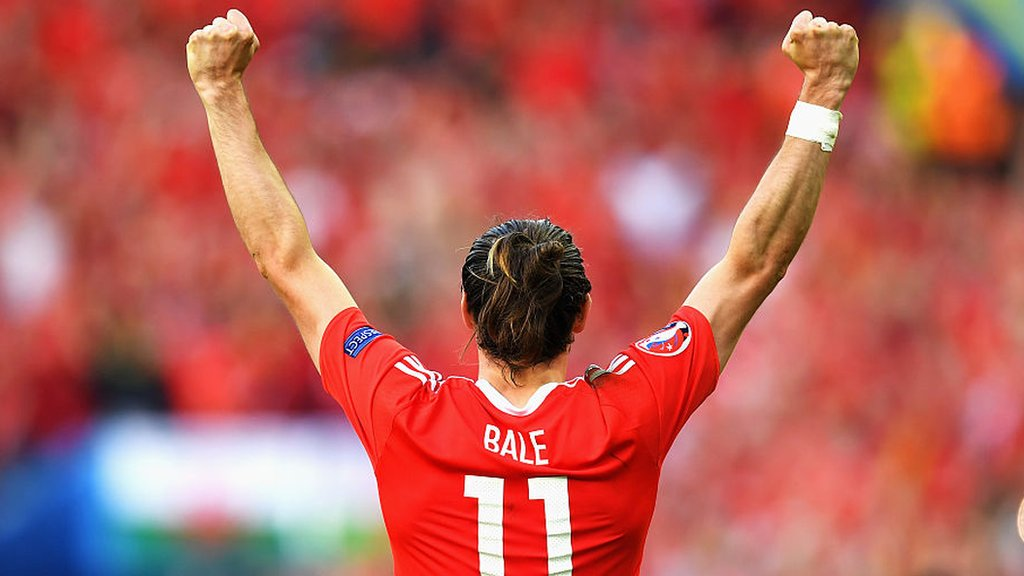 Gareth Bale: Wales and Real Madrid forward a huge hit in China