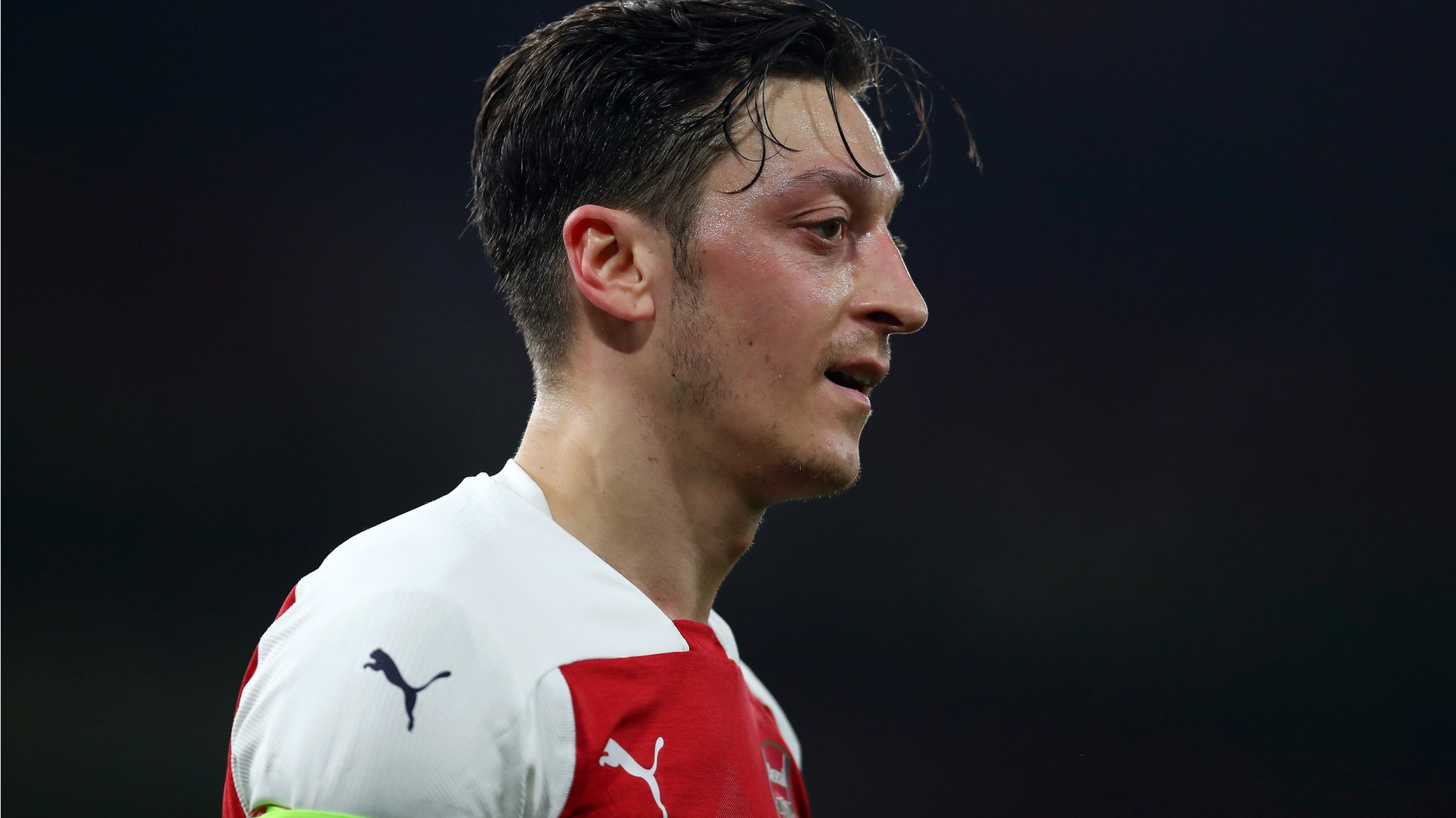 Mesut Ozil: Arsenal midfielder will be rotated, says Unai Emery