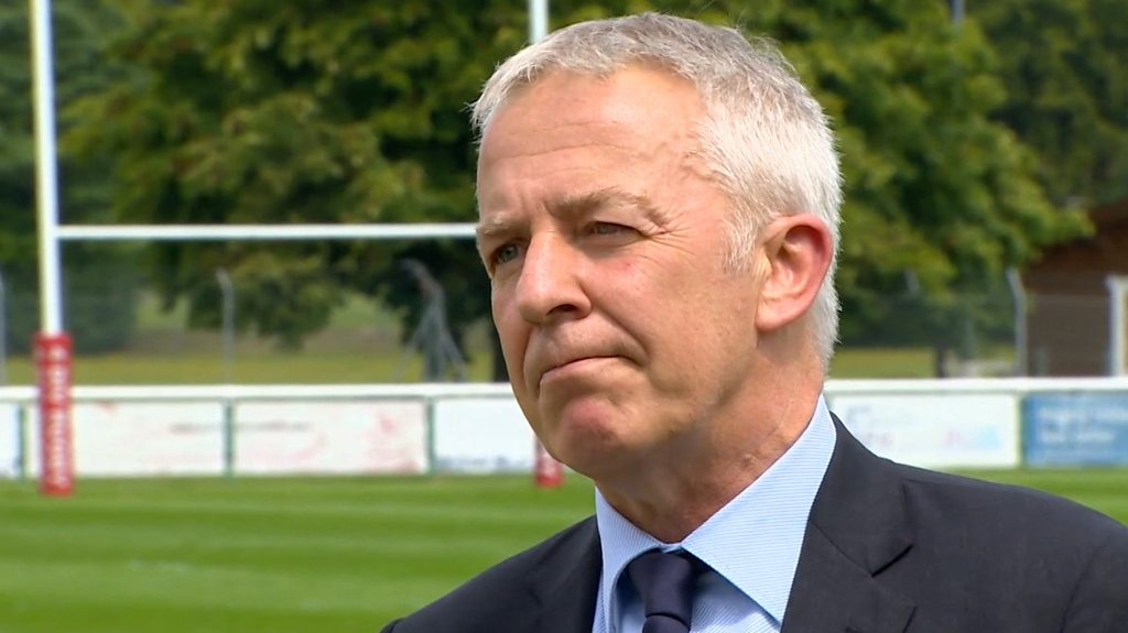 Nigel Melville says RFU 'investing more than ever in women's rugby'