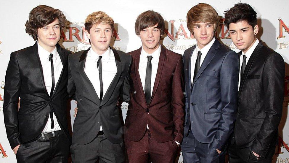 Satu dekade One Direction, foto-foto di balik rumor reuni - BBC News  Indonesia