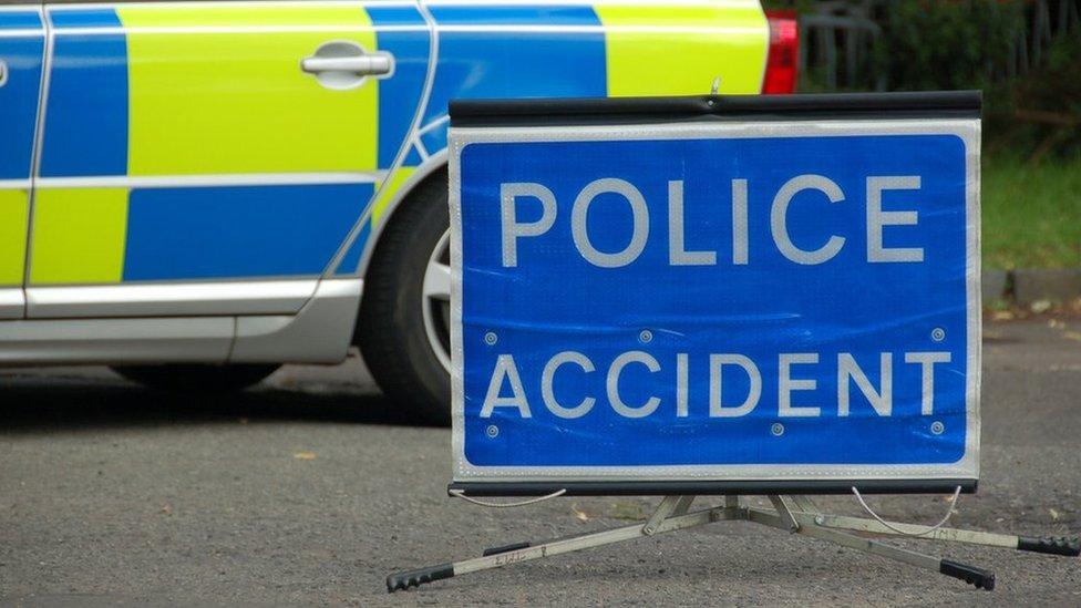 Man hurt as multi-vehicle crash closes A90 near Foveran