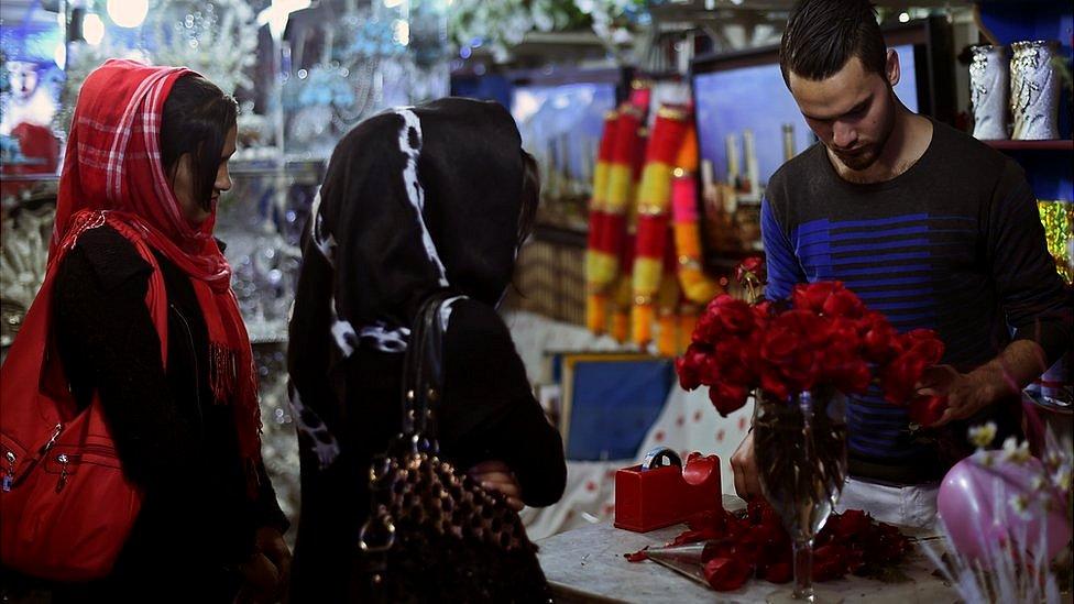 روز ولنتاین، زن بودن و عاشقی در کابل