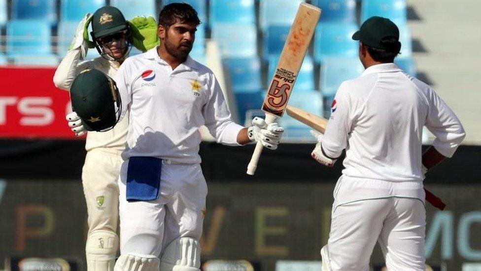 دورہ جنوبی افریقہ: پاکستان نے کرکٹ جنوبی افریقہ انویٹیشن الیون کو چھ وکٹوں سے شکست دے دی
