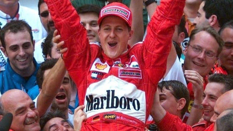 How Michael Schumacher's £5.5m Ferrari won in Monaco 2001