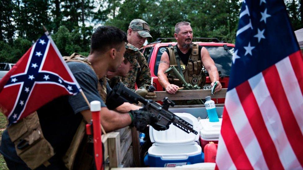 Milicia de Georgia