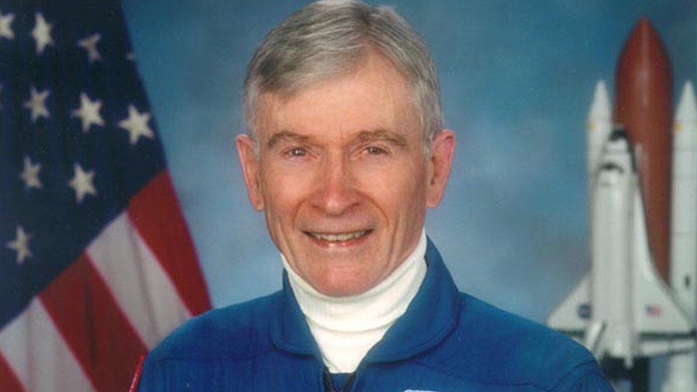 John Young en 2009