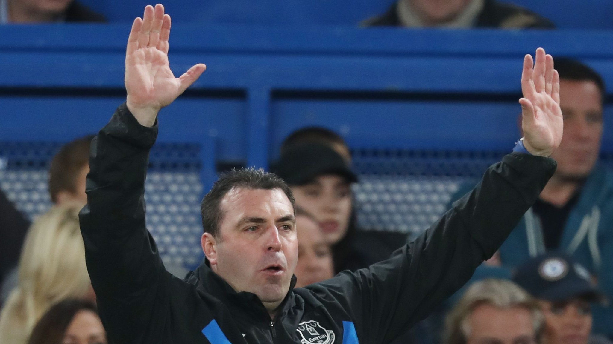 I'm surprised anyone would reject Everton manager role - Unsworth