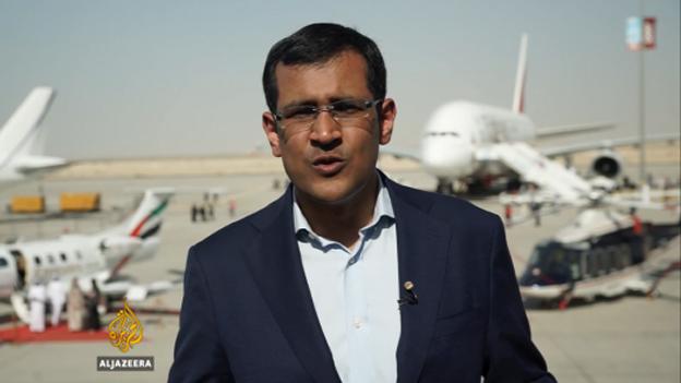 Al-Jazeera reporter