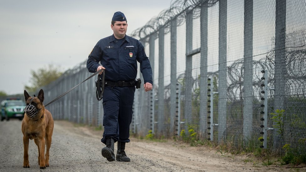 Hungary passes 'Stop Soros' law banning help for migrants | BBC
