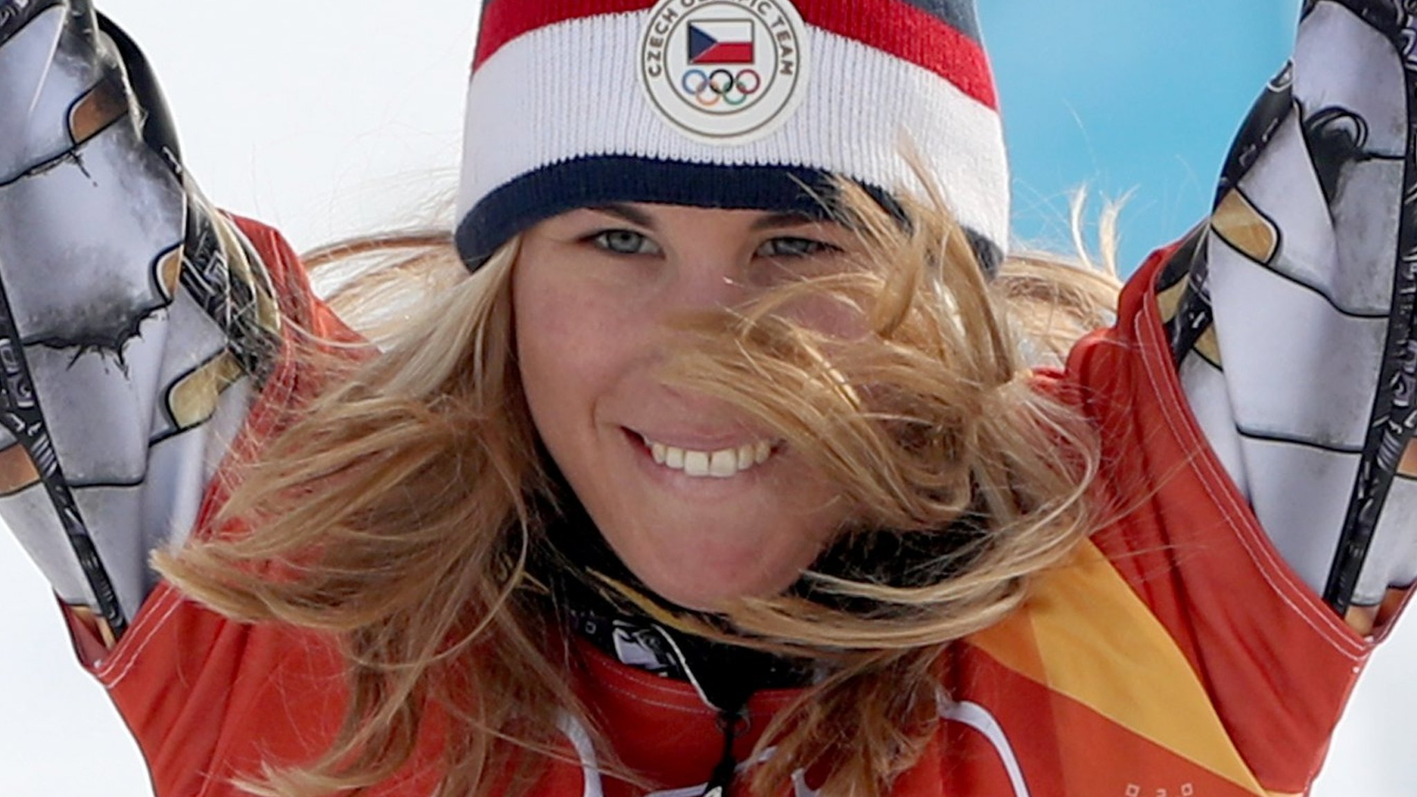 Winter Olympics: Ester Ledecka wins golds in two different sports