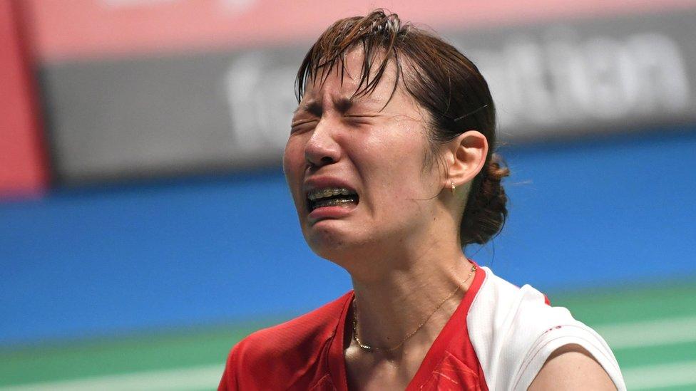 Sayaka Sato, Jepang, bulu tangkis, indonesia open, badminton