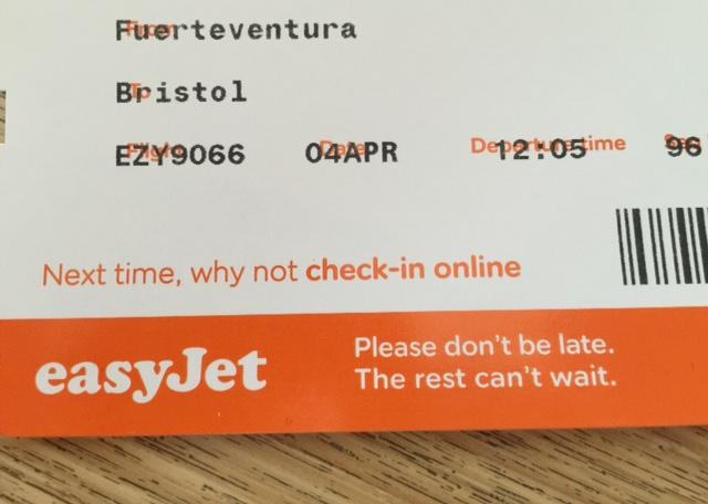 check in online easyjet
