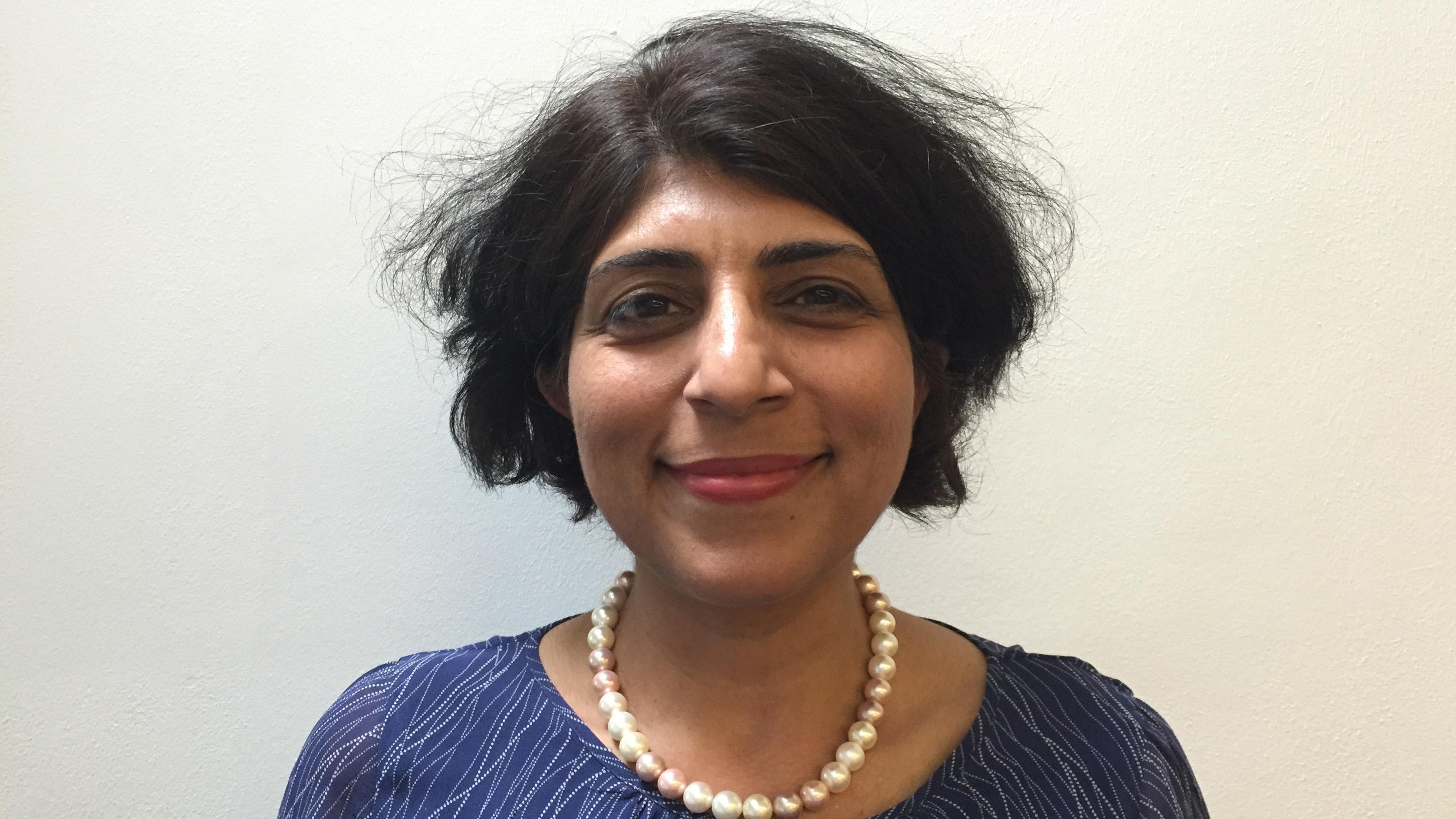 Professor Khalida Ismai