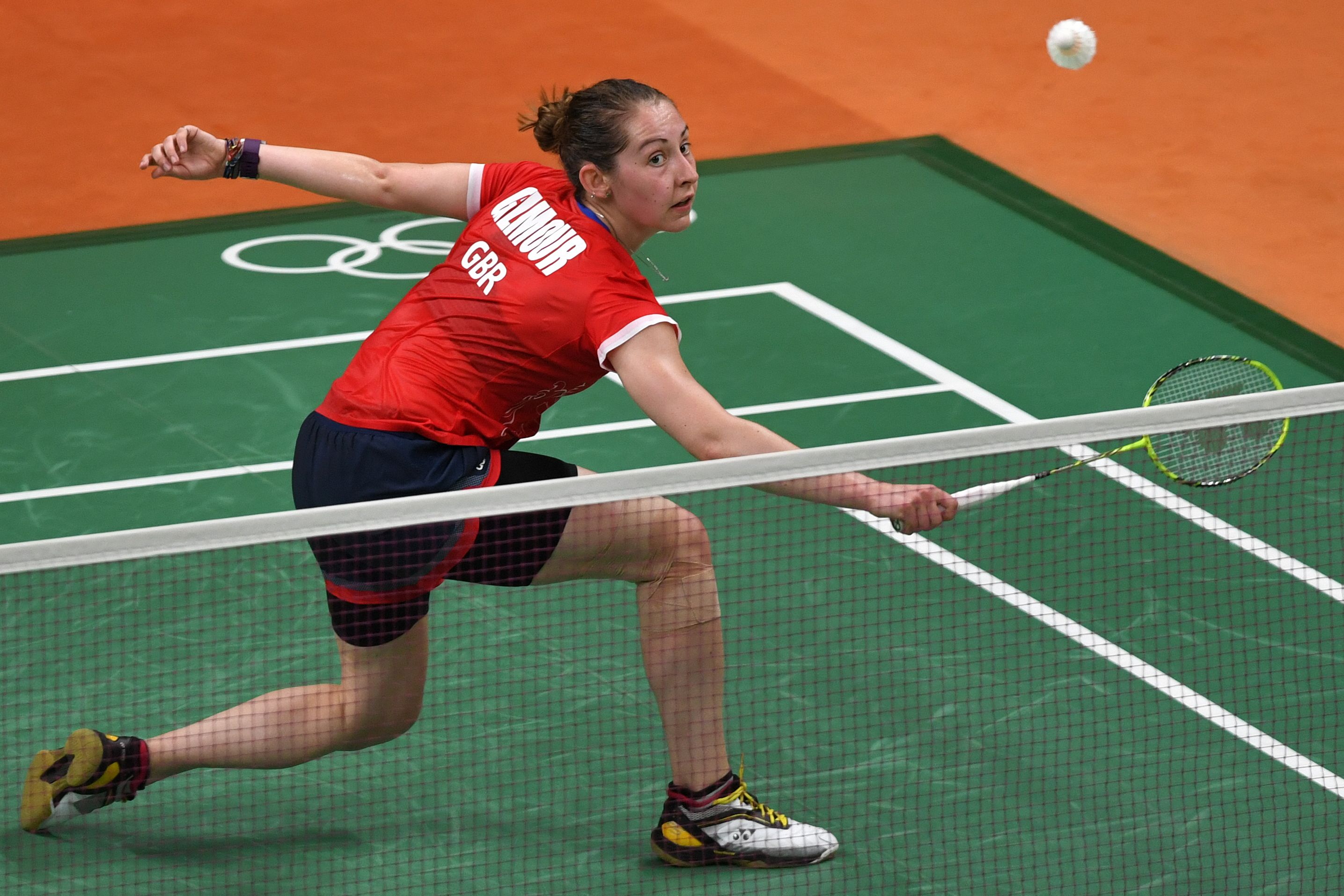 Badminton World Championships Quarter finals BBC Sport