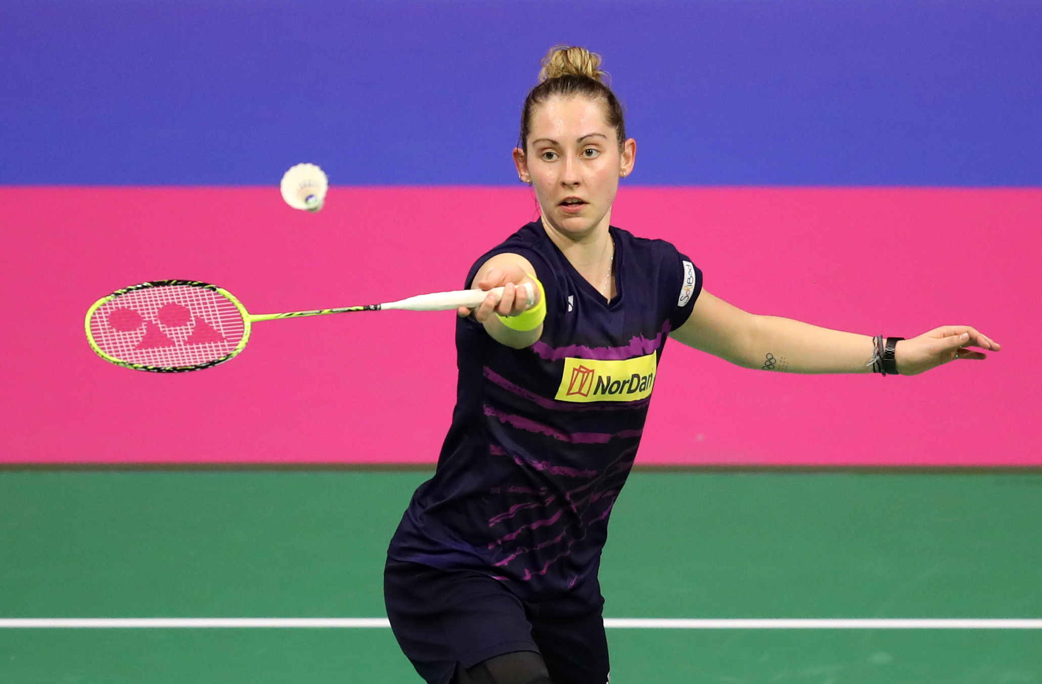Badminton World Championships Quarter finals BBC Sport