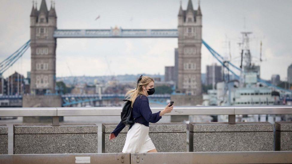 英國倫敦的塔橋
