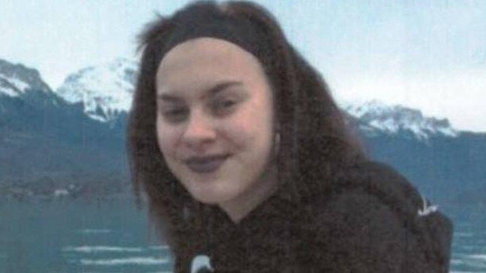 Anastasia Kriegel: Teenage boy in court over murder