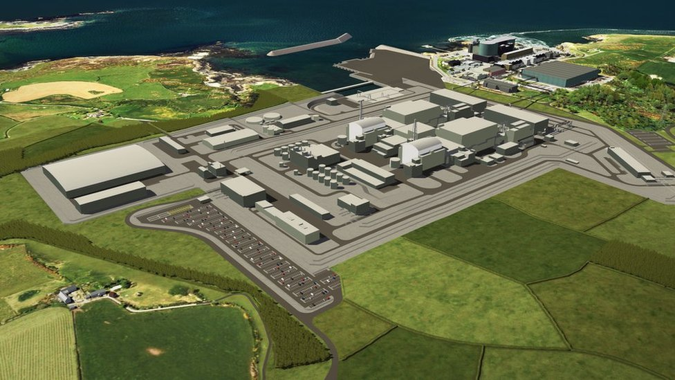 Wylfa: Decision on future of nuclear power station expected