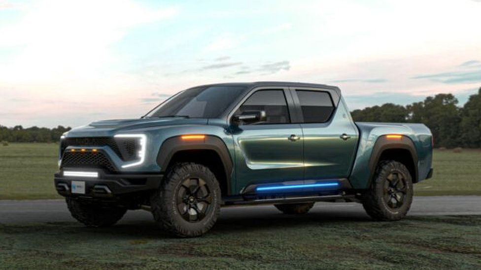 GM's electric pick-up
