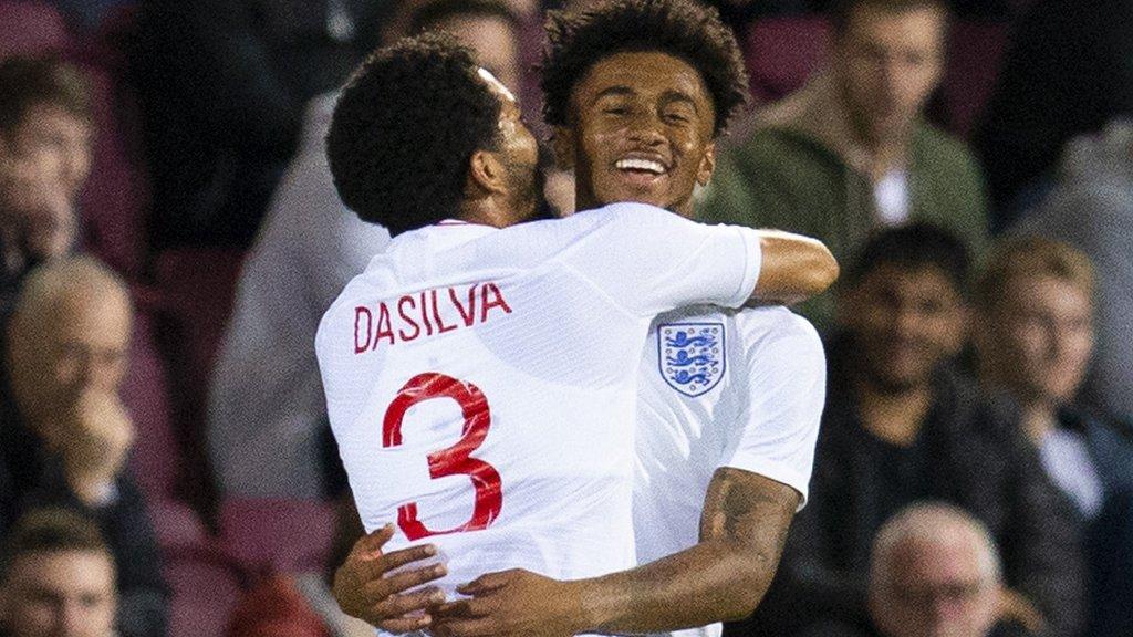 Arsenal's Reiss Nelson happy after rocky Hoffenheim start