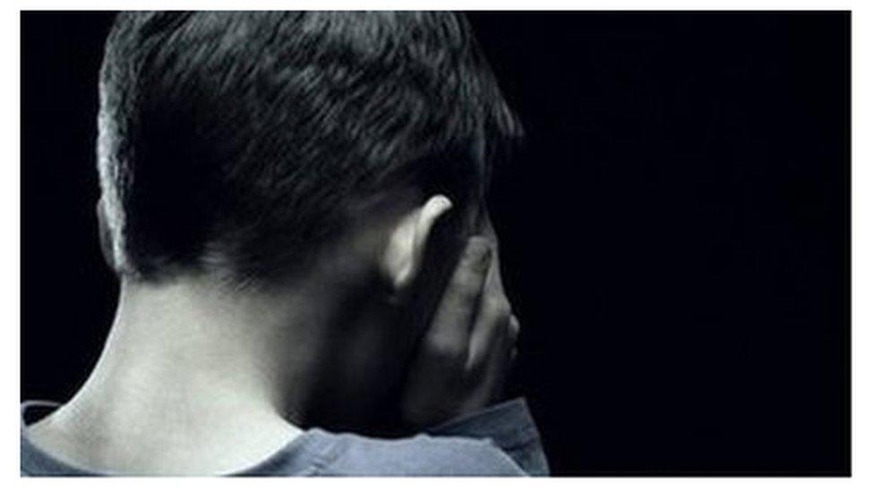Unidentified child victim