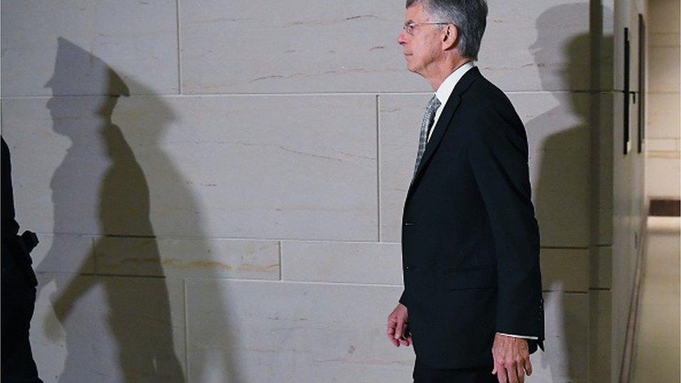 Свідчення Тейлора про Україну викликали шок у Конгресі - американські ЗМІ