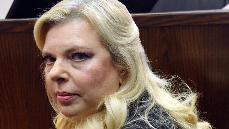 Benjamin Netanyahu's wife Sara admits misusing public funds
