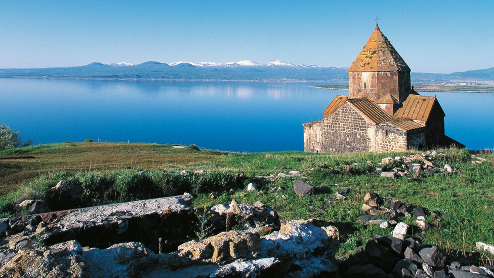 Sevan je glavna turistička atrakcija u Jermeniji