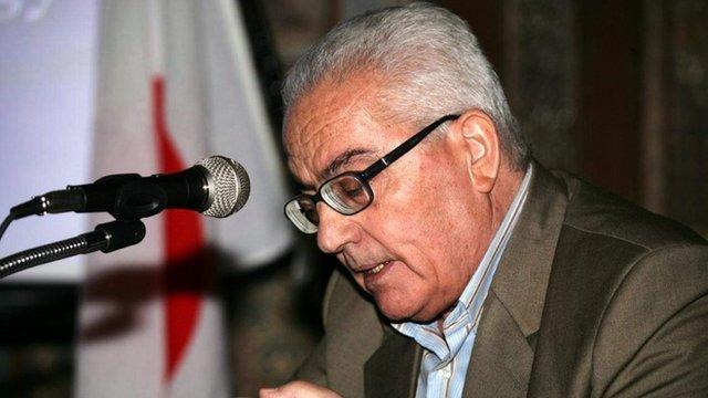 Khaled al-Assad