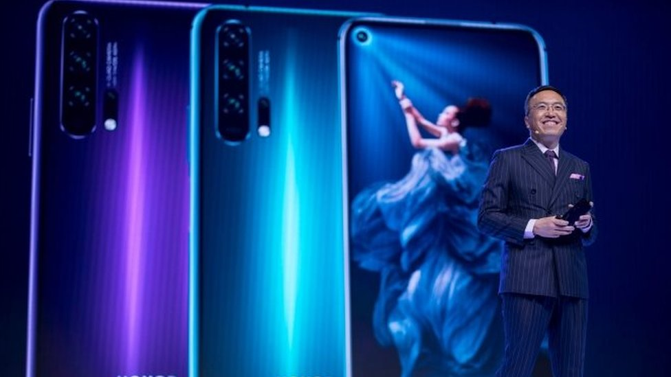 Honor launch