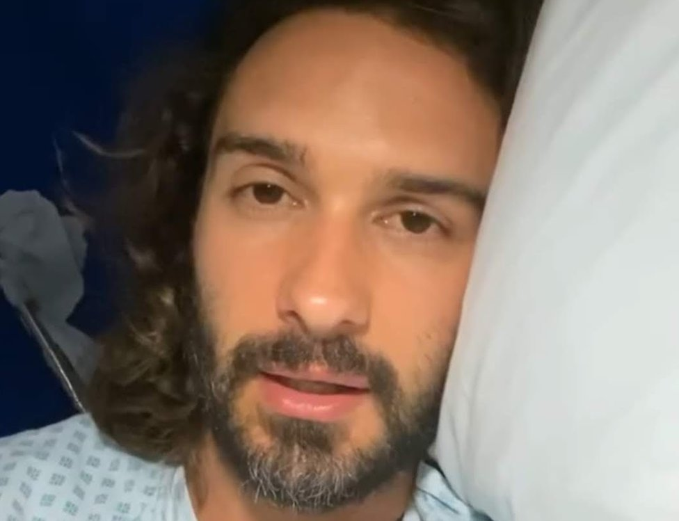 Body Coach Joe Wicks Super Grateful To Nhs After Hand Surgery Bbc News While you may know joe for. bbc com