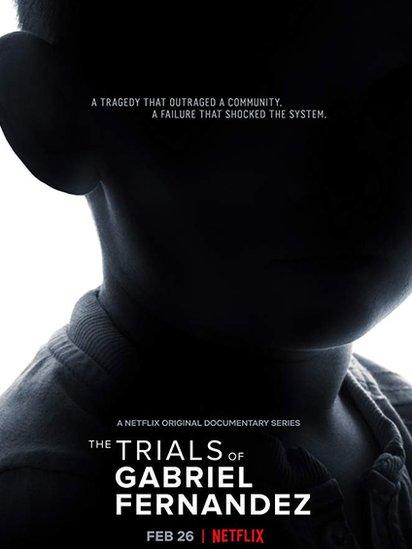 Cartel del documental de Netflix sobre Gabriel Fernandez