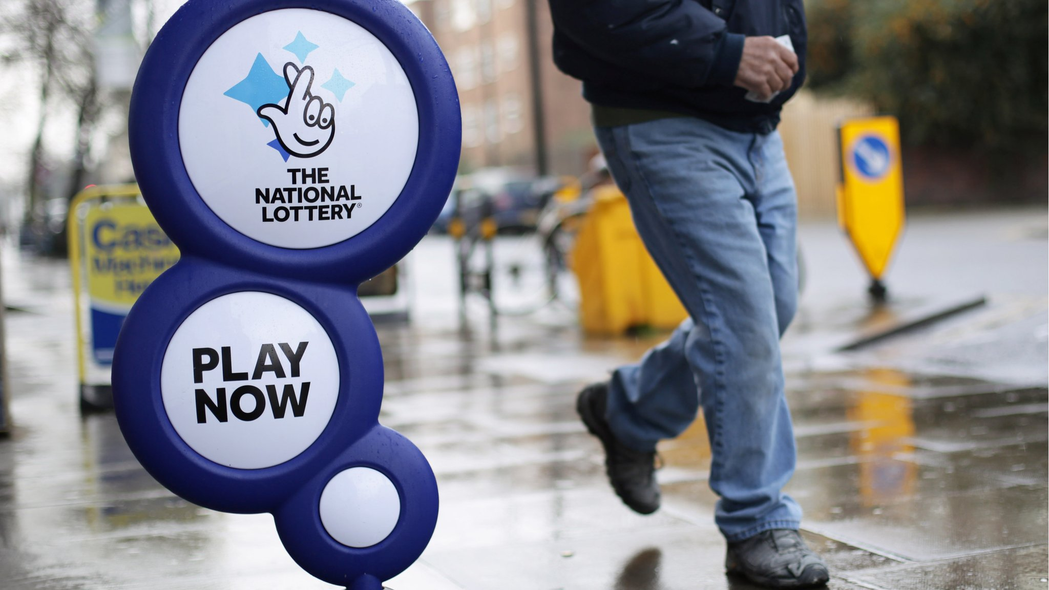Search starts for next National Lottery operator