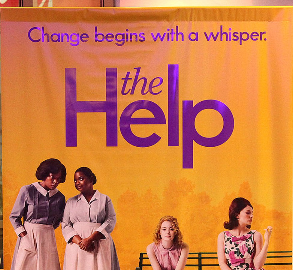 Sutton appeared in Oscar-nominated film The Help in 2011