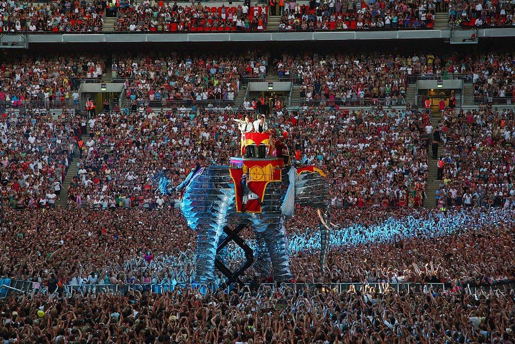 Take That Circus Tour