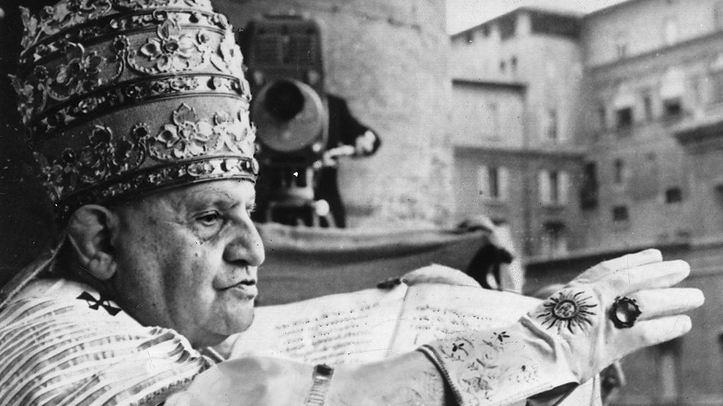 Vatican II: How a modernising Pope brought change for millions of Catholics