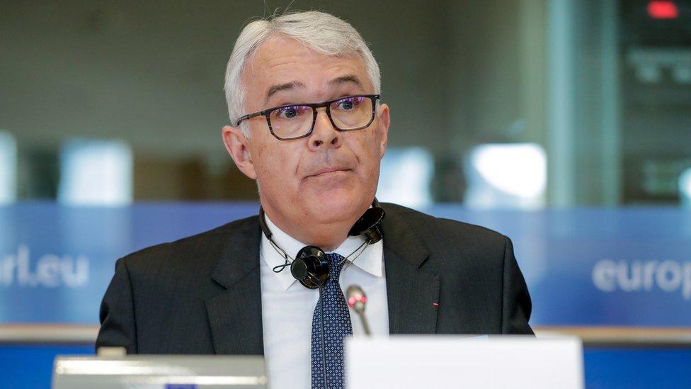 Francuski javni tužilac Žan-Fransoa Boner ima podršku ambasadora EU
