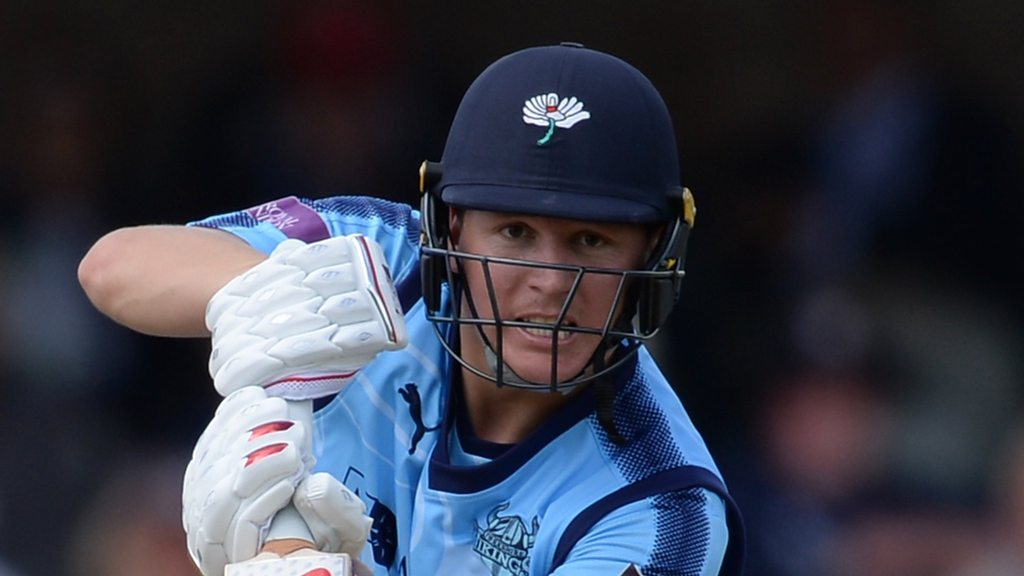 One-Day Cup: Gary Ballance & Jack Leaning help Yorkshire beat Essex