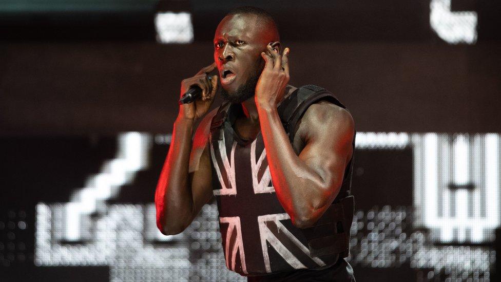 BBC News - Stormzy to headline Reading and Leeds Festivals