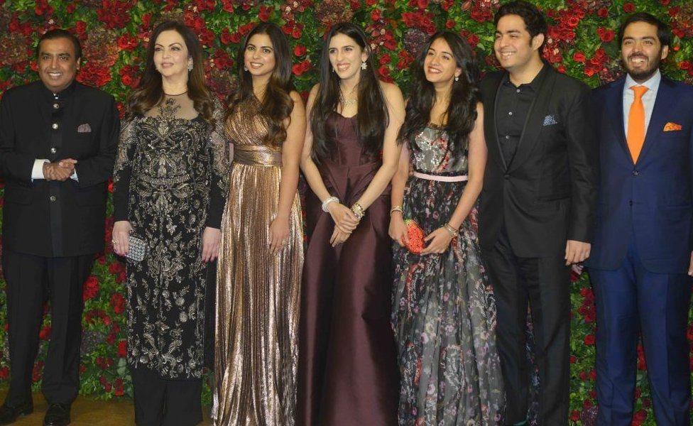 بيونسيه تحيى حفل زفاف أسطوري لابنة أغنى رجل في الهند