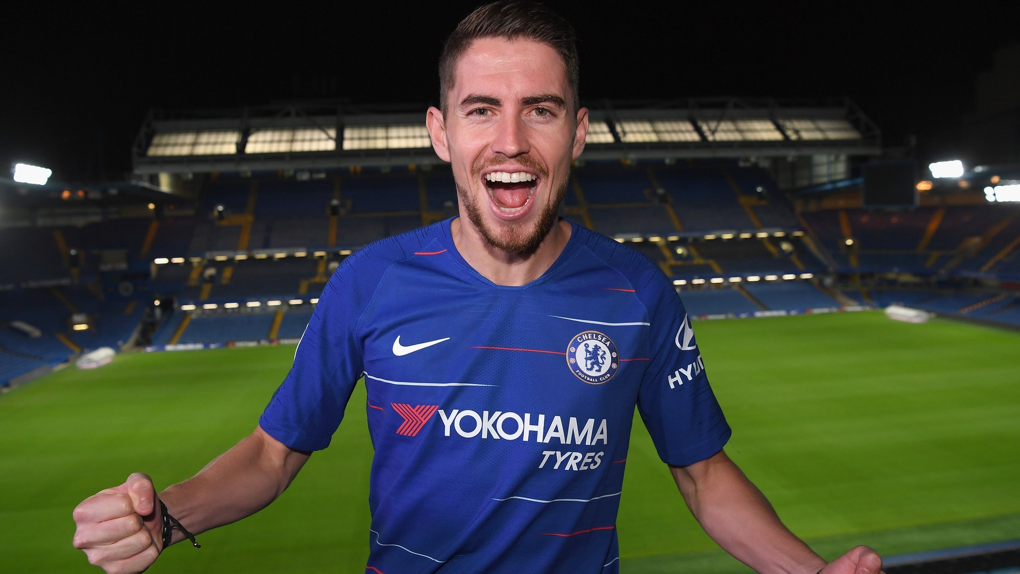 Jorginho: Chelsea sign Napoli midfielder after Man City pull out of deal