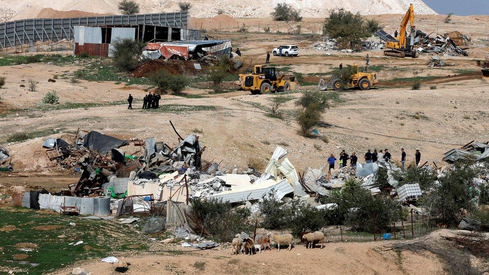 Bedouin, Israel