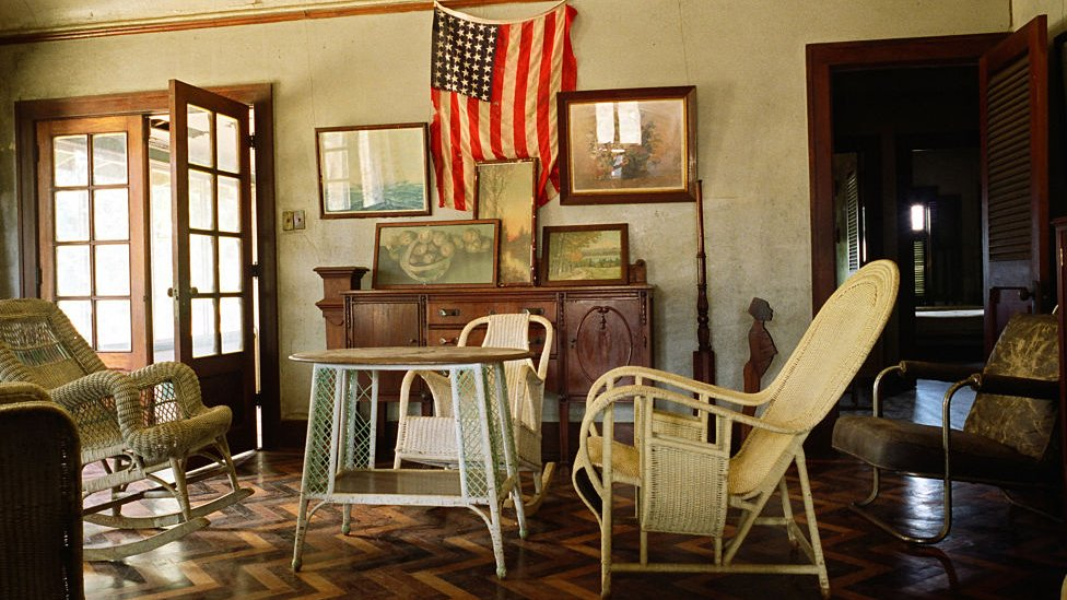 Hay casas que siguen en pie y habitadas, algunas por personas que nacieron cuando Fordlandia era de Ford.