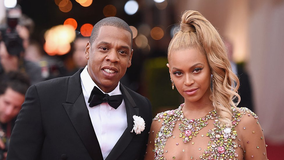 Have Jay Z And Beyonce Revealed The Names Of Their Twins Bbc News