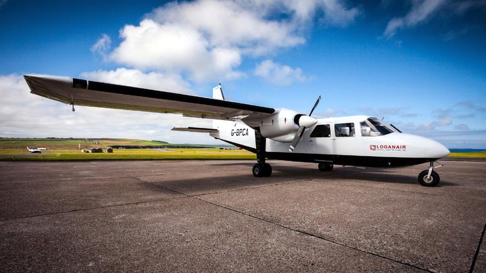 Orkney islands could get first electric plane service