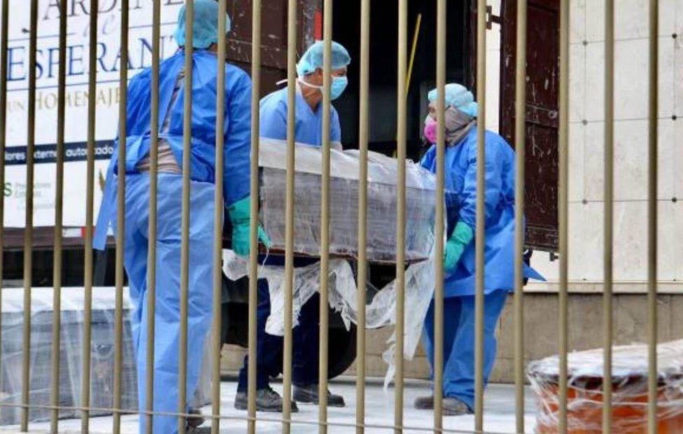 ضربت جائحة تفشي فيروس كوفيد 19 بشدة مدينة غواياكويل، أكبر مدن الإكوادور من حيث الكثافة السكانية